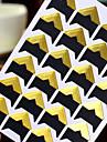 золотой поделки фото угловой защитник стикер (24 наклейки / шт)