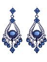 Earring Drop Earrings Jewelry Women Party / Daily / Casual Alloy / Resin