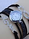 diamante amor infinito pulseira de relógio envoltório (1pc)