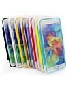 XUNDD  TPU Transparent Ultra-thin with Cover Can Touch Non-slip Full Body Cases for Samsung Galaxy S5/G900/9600
