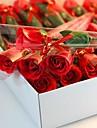 1 шт праздничные подарки вырос форму мыльные цветы