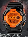 SKMEI® Men's Multifunctional Digital Rubber Band Sporty Wrist Watch (Assorted Colors) Cool Watch Unique Watch