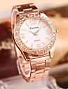 Women's Fashion Rhinestones Steel Belt Watch Cool Watches Unique Watches