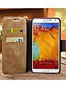 allspark® ретро бумажник стиль нубук футляр из натуральной кожи всего тела для Samsung Galaxy Примечание 2 n7100