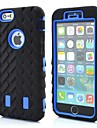 용 아이폰6케이스 / 아이폰6플러스 케이스 충격방지 케이스 뒷면 커버 케이스 갑옷 소프트 실리콘 iPhone 6s Plus/6 Plus / iPhone 6s/6