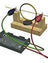 motoras diy da bobina de indução magnética brinquedos da novidade educacional