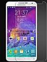 professionnel de haute transparence cristal LCD protecteur d'écran avec chiffon de nettoyage pour Samsung Galaxy Note 4