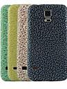 Pour Samsung Galaxy Coque Motif Coque Coque Arrière Coque Forme Géométrique Polycarbonate pour Samsung S5
