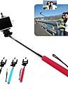 suporte do telefone móvel df® 110 centímetros telescópica extensível monopé selfie para iphone 6 (cores sortidas)