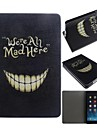 Crazy Teeth Pattern PU Leather Full Body Case  for iPad mini 3, iPad mini 2, iPad mini/ mini