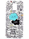 The Fault In Our Stars Transparent Pattern PC Hard Case for Samsung Galaxy S5 Mini G800