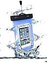 ПВХ водонепроницаемый мобильный телефон случае для рыбалки плавания и спорта на открытом воздухе (разных цветов)