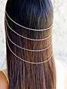 Мисс rose®fashion кисточкой Ассорти Цвет сплава волос расчески для женщин