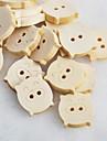 поросенок альбом scraft швейные DIY Деревянные кнопки (10 шт)