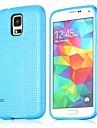 Para Samsung Galaxy Capinhas Estampada Capinha Capa Traseira Capinha Estampa Geométrica TPU Samsung S5