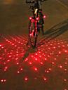 Велосипедные фары / Задняя подсветка на велосипед / бар ограничительные огни / Передняя фара для велосипеда LED / Laser Велоспорттревога