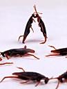 2 개 만우절 할로윈 까다로운 장난감 바퀴벌레 모양 시뮬레이션 (색상 랜덤)