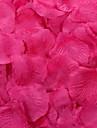 Лепестки роз украшение стола (разных цветов) (набор из 100 лепестков)