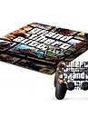 б-Skin® PS4 консоли защитная наклейка обложка кожи наклейка контроллер кожи