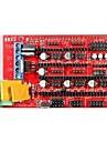 robotale пандусы 1.4 RepRap mendelprusa управления 3D-принтер доска - красный + черный