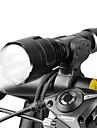 Светодиодные фонари / Передняя фара для велосипеда LED Велоспорт Фокусировка 18650 Люмен БатареяПоходы/туризм/спелеология / Повседневное