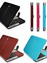 """coosbo® entreprise étui intelligent pu cuir souple douille de couverture de cas pour 13 """"MacBook Pro 15"""" (couleur assorties)"""