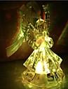 코웨이 아크릴기도 천사 다채로운 LED 야간 조명