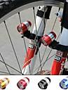 Lanternas de Cabeça / Luz Frontal para Bicicleta / luzes de segurança Laser Ciclismo Foco Ajustável 18650.0 / Botão Bateria Lumens Bateria