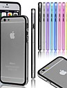 VORMOR® TPU Rubber Ultra Thin Bumper Case for iPhone 6 (Assorted Colors)