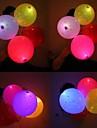Воздушные шарики со светодиодами (случайный цвет)