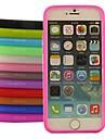 желе силиконовый чехол для Iphone 6с 6 плюс