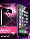 diamante protetor de tela anti-radiação para iphone 6s / 6 (3pcs)