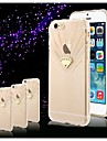 3D Diamond Effect Soft Back Case for iPhone 6