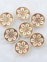 цветочный узор альбом scraft швейные кнопки поделки скорлупа кокосового ореха (10 шт)