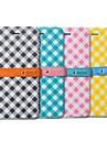 baseus ™ моды флип-Open шт&искусственная кожа Полный чехол для тела с подставкой для iPhone 6 (разных цветов)