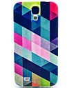 Diamond Pattern TPU Soft Cover for Samsung Galaxy S4 I9500
