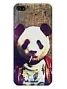 panda modèle arrière cas pour iPhone5 / 5s