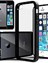 ultra-caixa transparente Capa para iPhone 5 / 5s (cores sortidas)