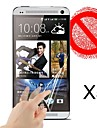 матовая защитная пленка для HTC One m7 (5 шт)