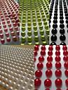 5sheet / комплект 300pcs / лист 5 мм смешанный цвет жемчуга самоклеящаяся скрапбукинга наклейки