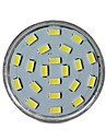 7W GU10 LED Spotlight MR16 21 SMD 5730 450 lm Cool White Decorative AC 220-240 V