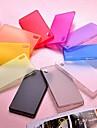 чистый цвет ультратонкий случай ПК для Sony Xperia Z2 (разные цвета)