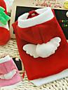 Chien Pulls à capuche Rouge / Incanardin Vêtements pour Chien Hiver Cosplay / Noël / Nouvel An