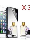 Miroir protection d'écran pour iPhone 5 (3pcs)