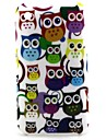 Cartoon Cat Pattern Hard Case for iPhone 3G/3GS