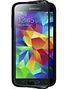 Сенсорный вид картины ТПУ полный случай тела для Samsung s5 i9600 (разных цветов)