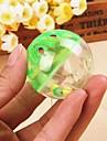 Brinquedo Para Gato Brinquedo Para Cachorro Brinquedos para Animais Bola Boca de Sino Plástico
