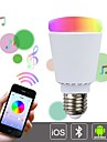 H+LUX™ E26/E27 12 W 57 SMD 5630 1000 LM A60(A19) Dimmable / Remote-Controlled / Sensor / Decorative Globe Bulbs AC 85-265 V