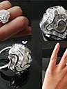 Women's Fashion Temperament  Elegant  Adjustable Rose Ring