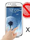 protetor de tela fosca para Samsung Galaxy S3 mini-i8190n (1 pcs)